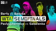 WTA Madrid'de yarı finalistler belli oldu