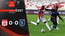 ÖZET   DG Sivasspor 0-0 M. Başakşehir