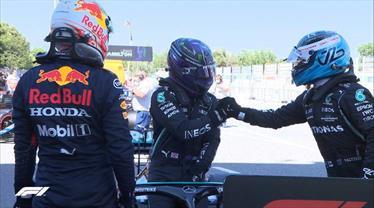 İspanya Grand Prix'sinde pole pozisyonu Hamilton'ın