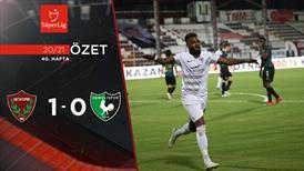 ÖZET | Atakaş Hatayspor 1-0 Y. Denizlispor
