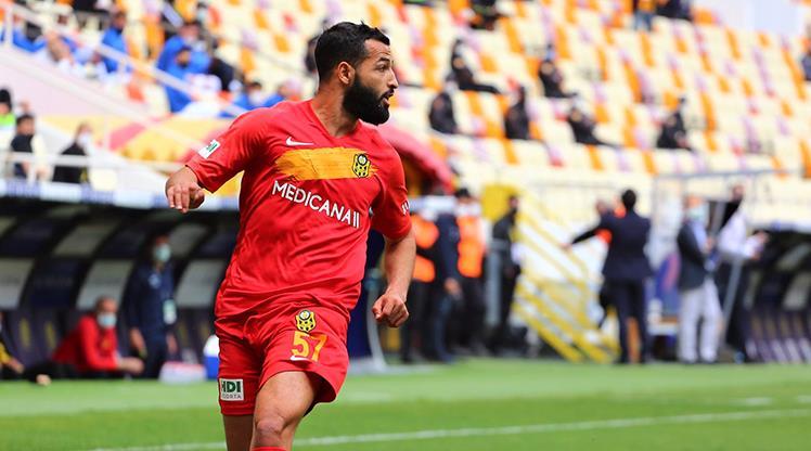 Yeni Malatyaspor'a Chebake'den kötü haber