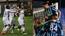 Adana Demirspor ve GZT Giresunspor Süper Lig'de