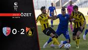 ÖZET   Ankaraspor 0-2 İstanbulspor