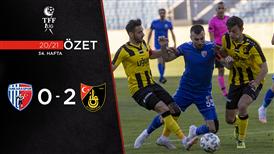 ÖZET | Ankaraspor 0-2 İstanbulspor