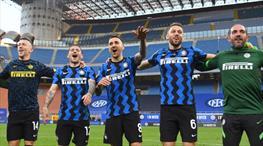 Şampiyon Inter farklı kazandı