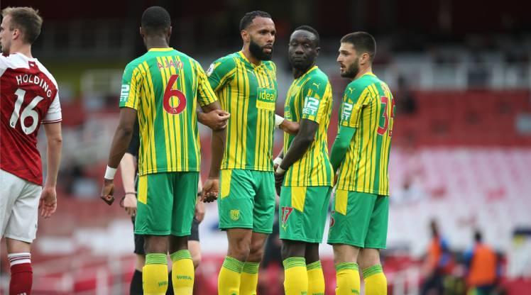 West Bromwich, Premier Lig'e veda etti
