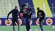 Fenerbahçe - DG Sivasspor maçında Filistin unutulmadı