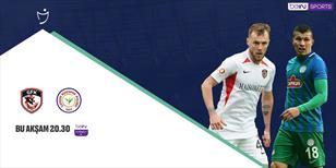 Muhtemel 11'ler   Gaziantep FK - Ç. Rizespor