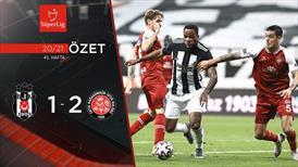 ÖZET | Beşiktaş 1-2 F.Karagümrük