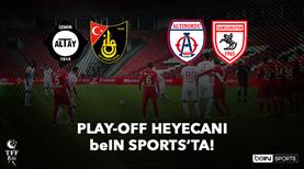 Play-off heyecanı beIN SPORTS'ta!