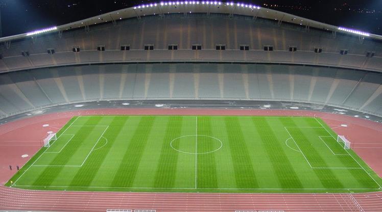 F.Karagümrük - Y.Denizlispor maçı Olimpiyat Stadı'nda
