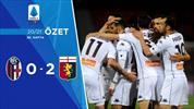 ÖZET | Bologna 0-2 Genoa
