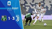 ÖZET | Sassuolo 1-3 Juventus
