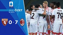 ÖZET   Torino 0-7 Milan