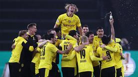 Almanya Kupası'nı B. Dortmund kazandı