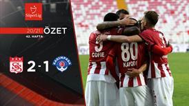ÖZET | DG Sivasspor 2-1 Kasımpaşa