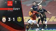 ÖZET | Galatasaray 3-1 H. Yeni Malatyaspor