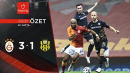 ÖZET   Galatasaray 3-1 H. Yeni Malatyaspor