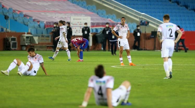 Gençlerbirliği, Süper Lig'e veda etti