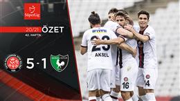 ÖZET | F. Karagümrük 5-1 Y. Denizlispor