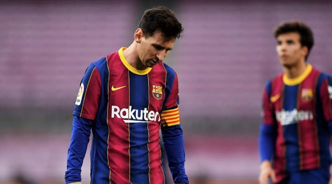 Barcelona, La Liga'ya havlu attı