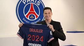 PSG, Draxler'in sözleşmesini yeniledi