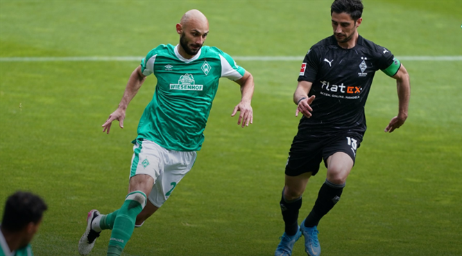Werder Bremen de küme düştü
