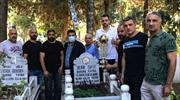 Adana Demirspor kupayı efsane başkana götürdü