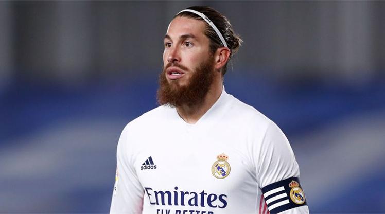 Sergio Ramos EURO 2020'de yok