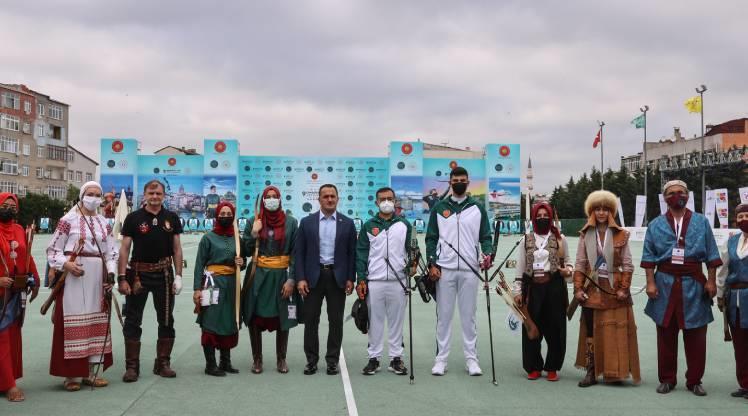 İstanbul'da 9. Uluslararası Fetih Kupası heyecanı