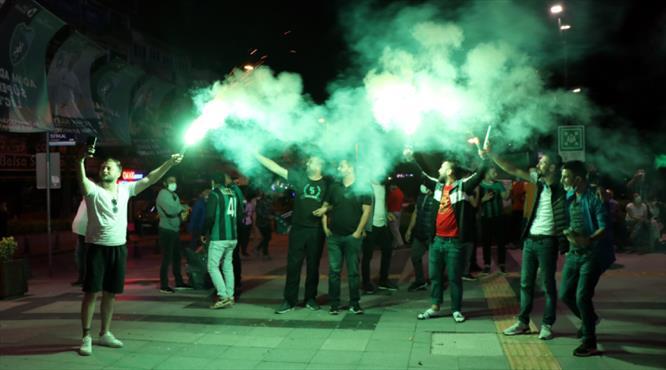 Kocaeli'de TFF 1. Lig coşkusu!