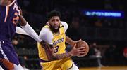 Lakers, Davis'in