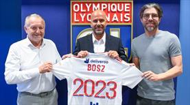Lyon'da Peter Bosz dönemi!