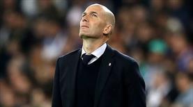 Zidane'dan yönetime sitem
