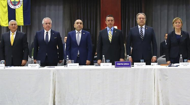 Fenerbahçe'de gündem başkanlık seçimi