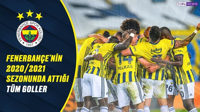 İZLE | Fenerbahçe'nin bu sezon attığı tüm goller