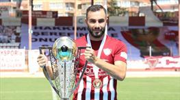 Selim Ilgaz, Hatayspor'dan ayrıldı