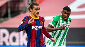 Emerson Barça'ya geri döndü