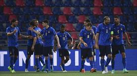 İtalya'dan gollü prova: 4-0