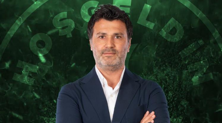 Hatayspor'un sportif direktörü Kavlak, Giresunspor'da