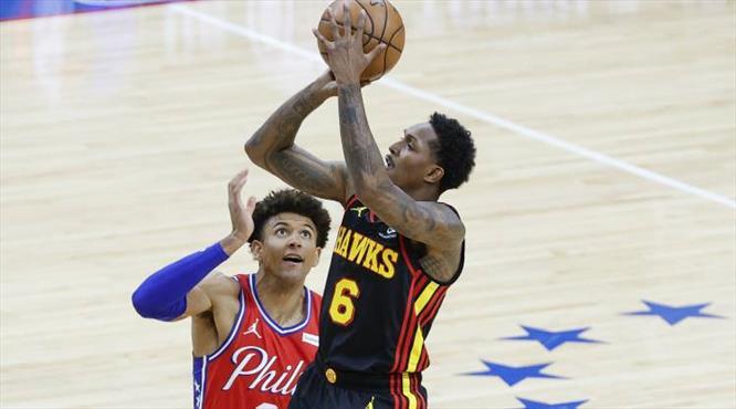 Hawks, konferans yarı finaline galibiyetle başladı
