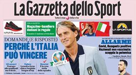İtalyanlar, EURO 2020'de Mancini'ye çok güveniyor