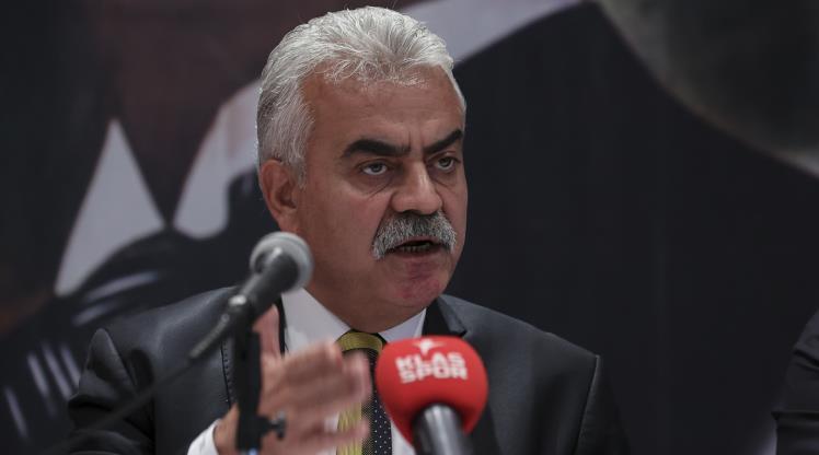 MKE Ankaragücü'nde Akyüz adaylığını açıkladı
