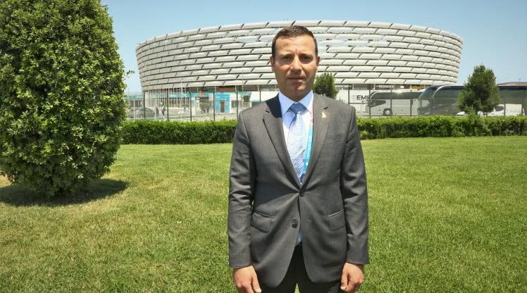 Azerbaycan, EURO 2020 maçlarına hazır