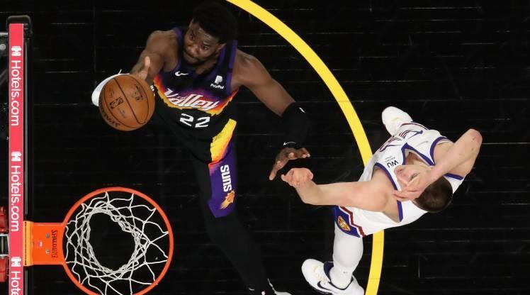 Phoenix Suns final yolunu yarıladı