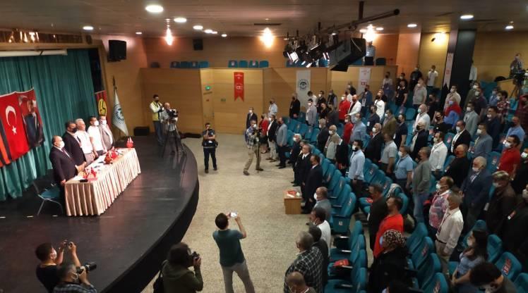 Eskişehirspor'da seçim ertelendi