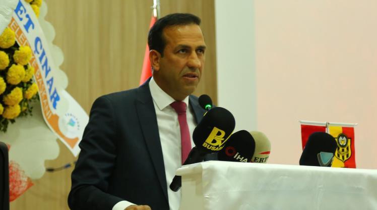Yeni Malatyaspor'un borcu açıklandı
