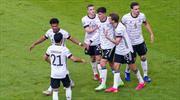 Gol düellosunda kazanan Almanya: 2-4