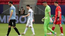 Muslera Arjantin'i durduramadı