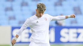 Samsunspor'a genç yetenek